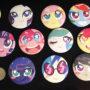 MLP Buttons