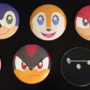 Sonic buttons