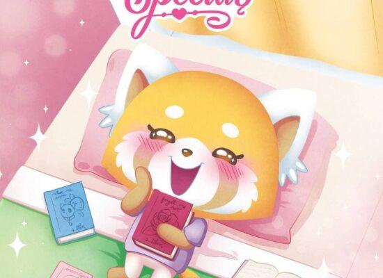 Aggretsuko: Super Fun Special Cover